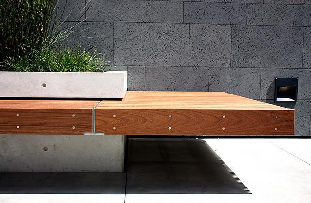 Cantalivered Bench Design Flickr