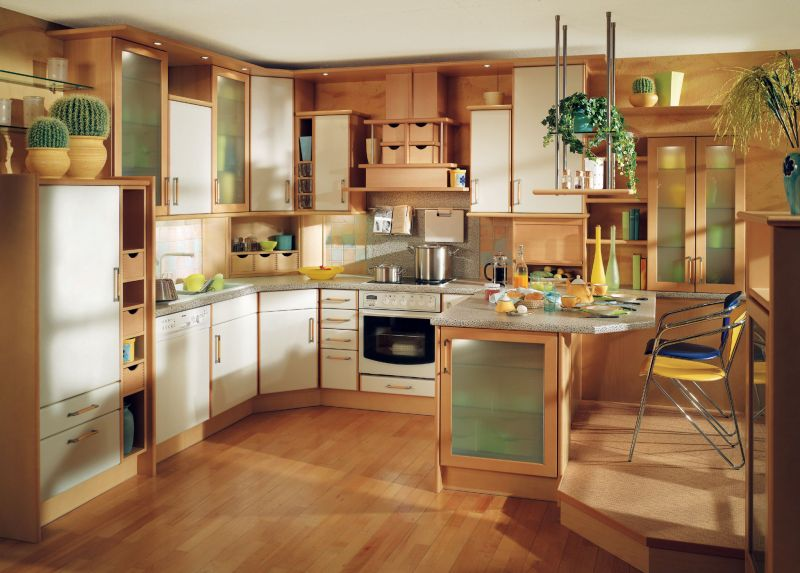Classic Design Kitchen