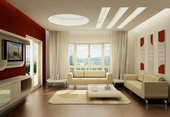 Cozy interior Artistic