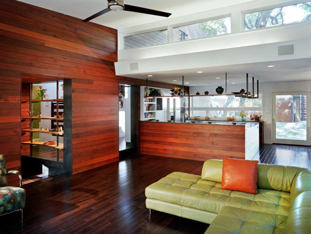 Cozy interior Wooden Concept
