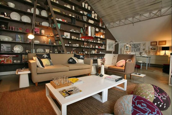 Cozy interior