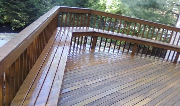 Deck Bench Seat Cropped