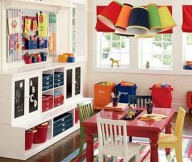 Decorating Kids Playroom