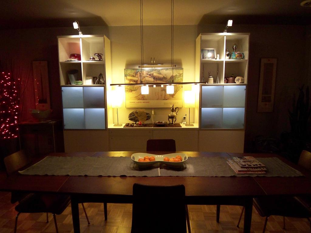 Dining Room Interior Design Ideas Architecture