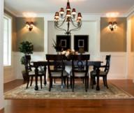 Dining Room Interior Design Ideas Wood Floor