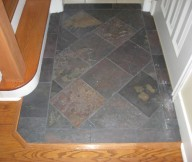 Entryway Tile Design