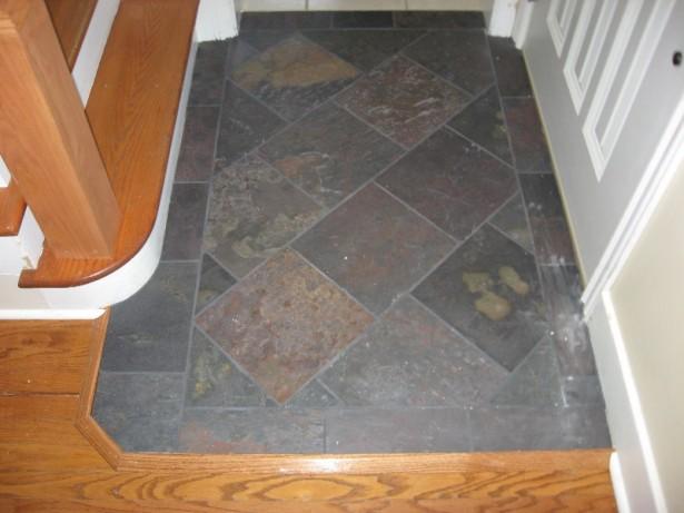 Entryway Tile Design