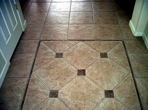 Entryway Tile Design Ceramic