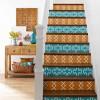 Hardwood Stairs Design Painted