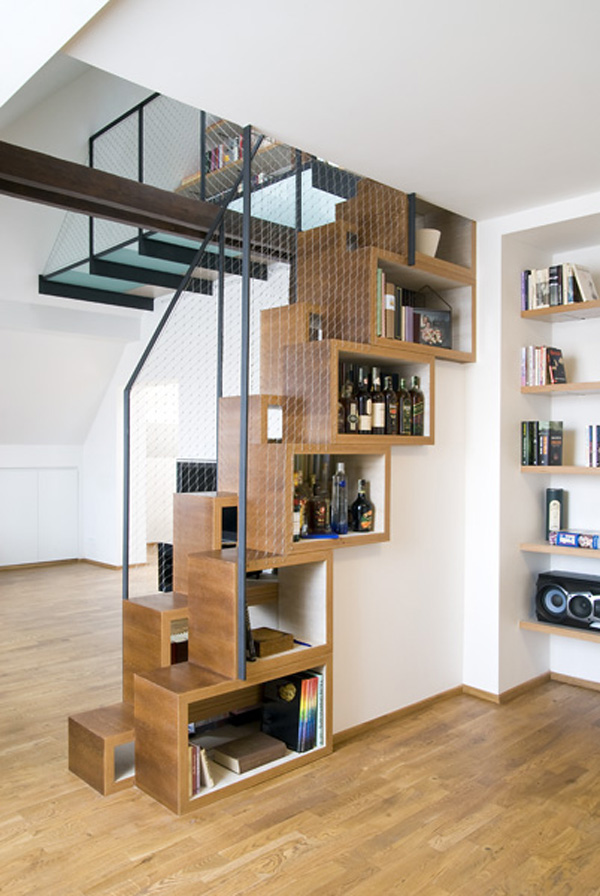 Hardwood Stairs Design