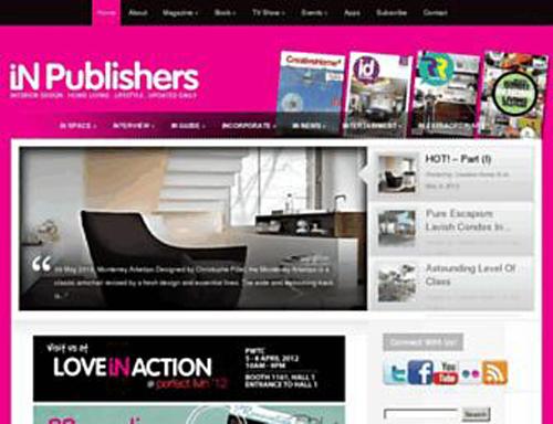 Interior Design Magazine Malaysia