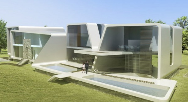 Modern Home Design in Cyprus