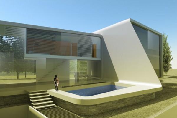 Modern Prefab Homes Exterior