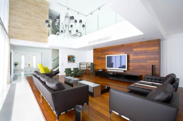 Modern Prefab Homes Livingroom