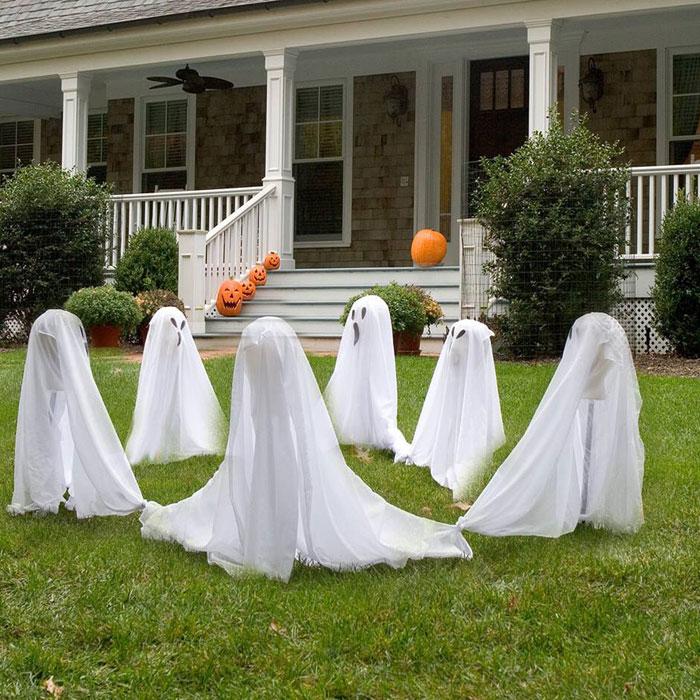 Outdoor Halloween Decoration