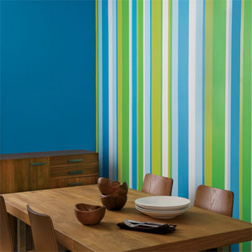 Painting Walls Stripes