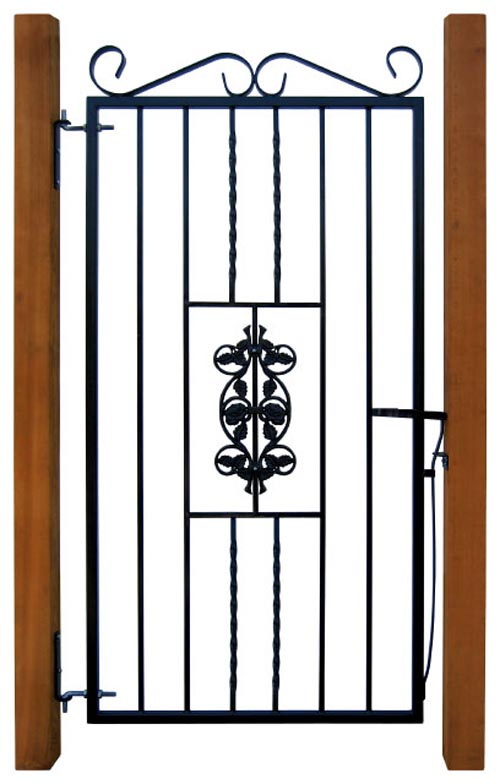 Security Window Grill Gate
