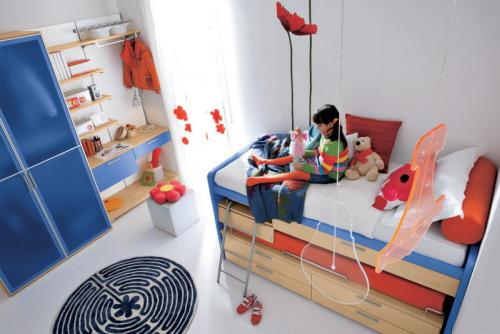 Small Bedroom Decorating Ideas Kids