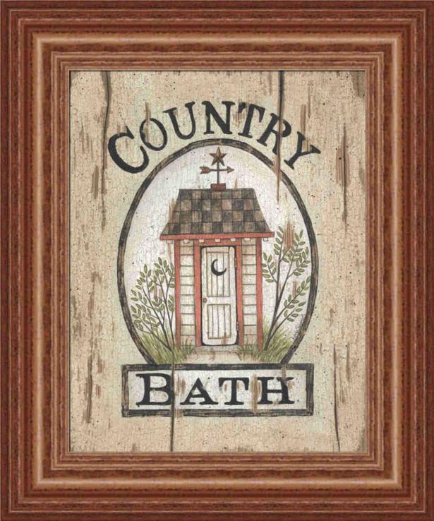 Americana Bathroom Decor
