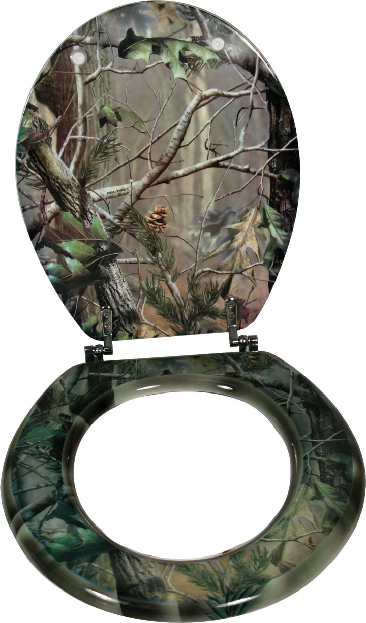 Camouflage Bathroom Accessories