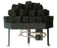 Gas Fireplace Conversion Insert