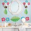 Palm Tree Bathroom Decor
