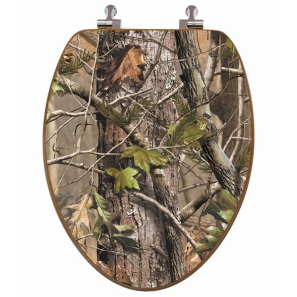 Realtree Camo Bathroom Accessories