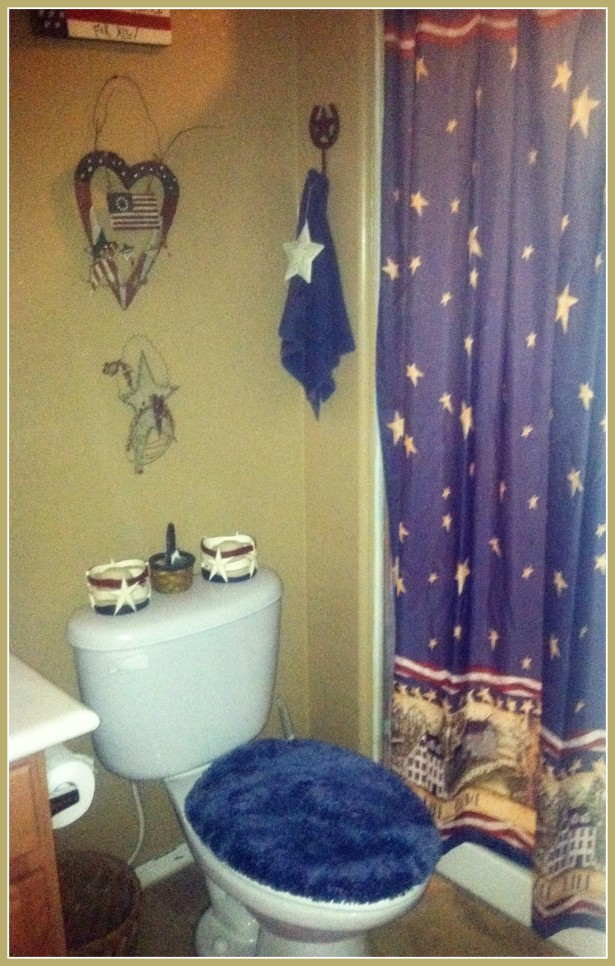 americana bathroom
