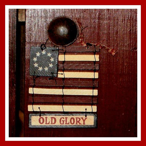 americana patriotic wall decor
