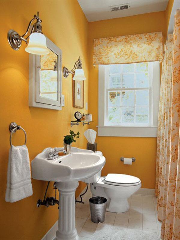 bathroom decor for small bathrooms