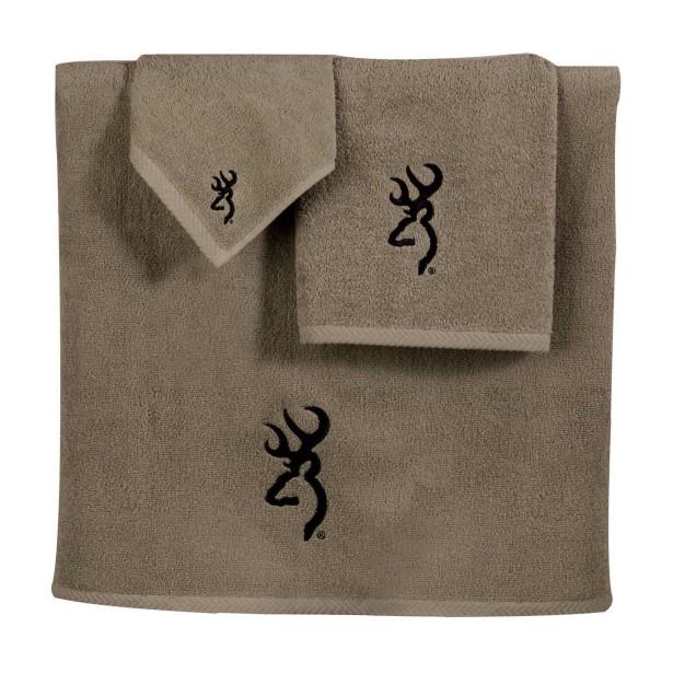 browning towel set
