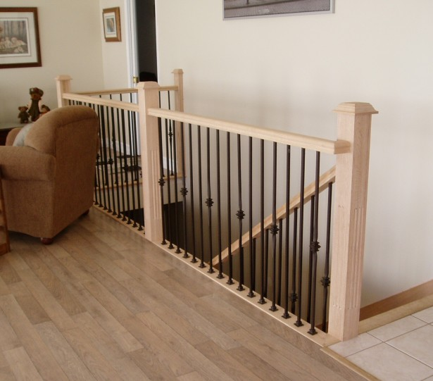 simple handrails design