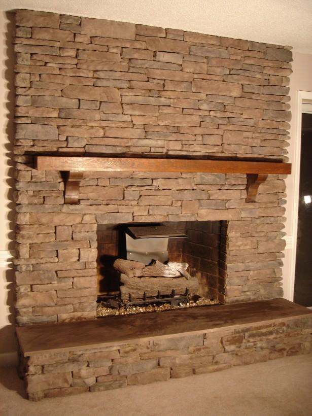 Brick Fireplace Designs