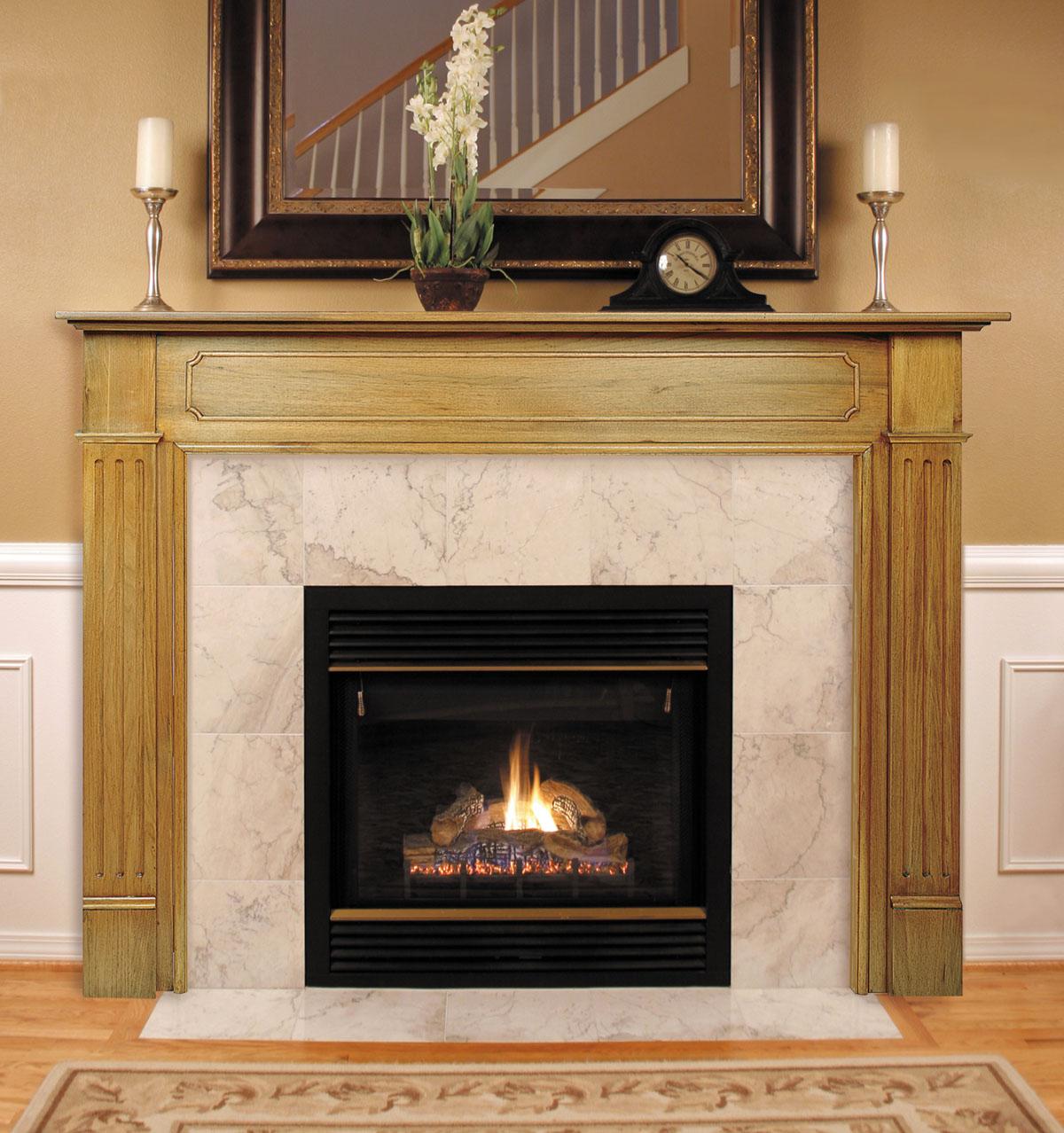 Cheap Fireplace Mantels