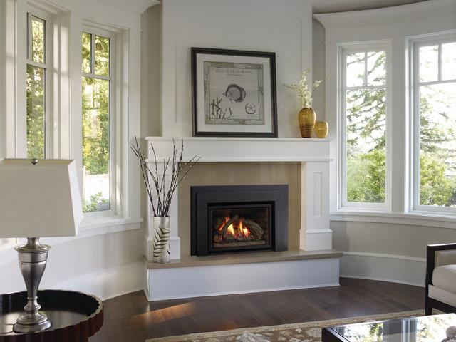 Gas Contemporary Fireplaces