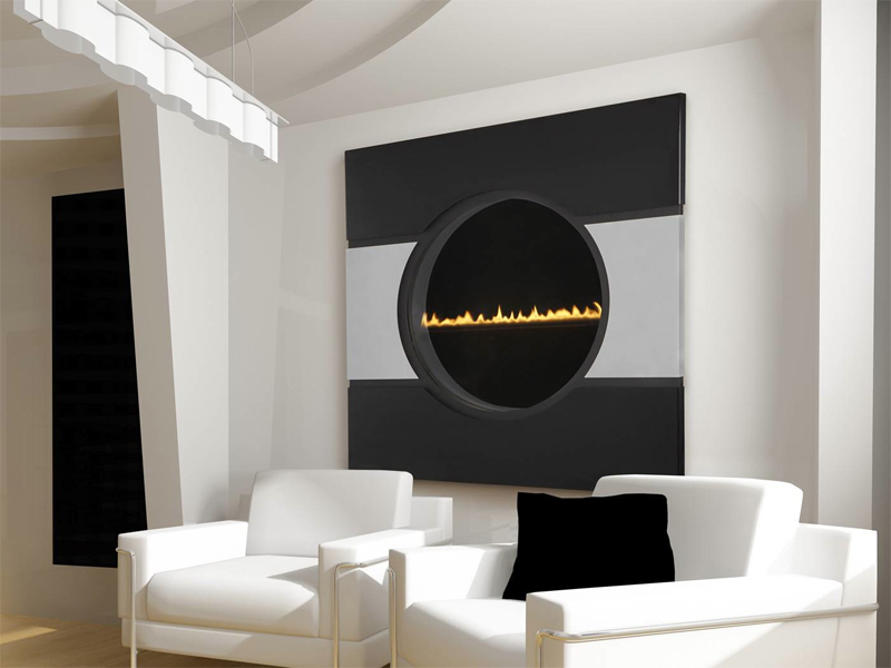 Ventless Gas Fireplace Burners