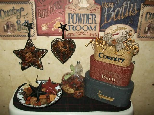 country cottage bathroom decor