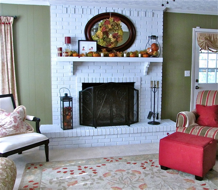 fireplace makeover ideas bric