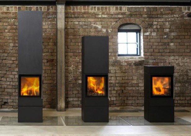 Freestanding Gas Fireplaces Indoor