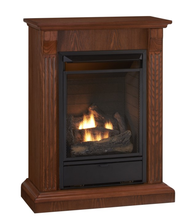 Freestanding Vent Free Gas Fireplaces