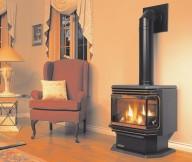 Home Depot Freestanding Gas Fireplace