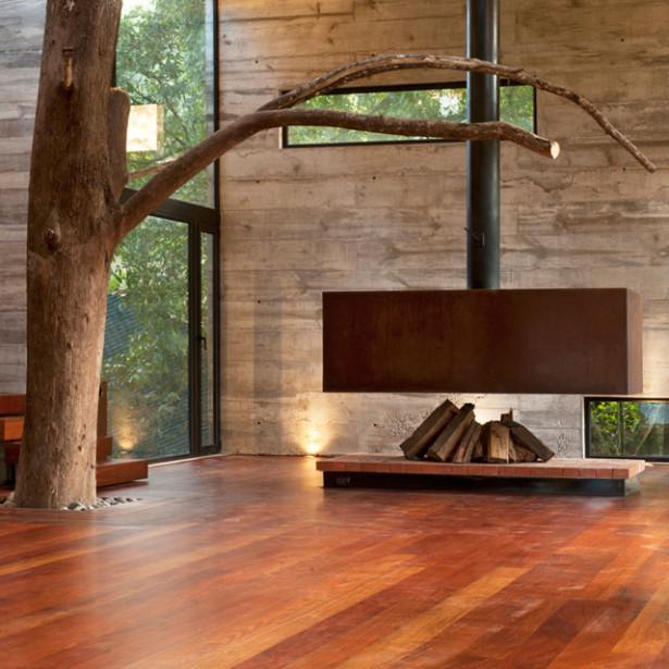 Natural Gas Fireplace Freestanding