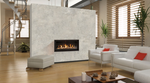 Vented vs Unvented Gas Fireplaces