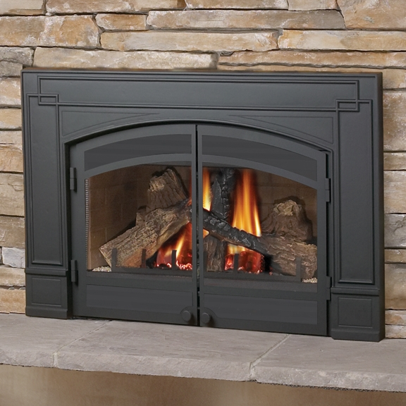 Wood-Burning Fireplace Inserts